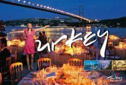 Туреччина буде просувати свої курорти за кордоном