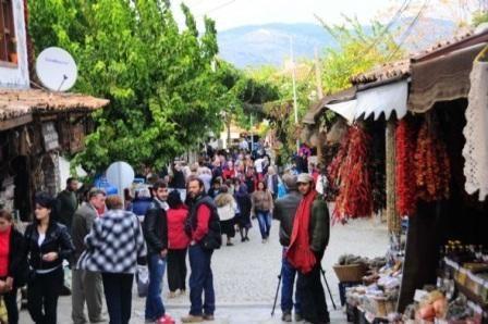 Село Шіріндже прийме 21 грудня 2012 року 60 000 туристів