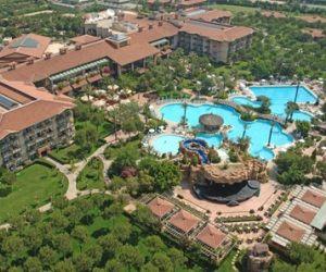 Турецький готель gloria verde resort очолив тор-100 кращих готелів світу