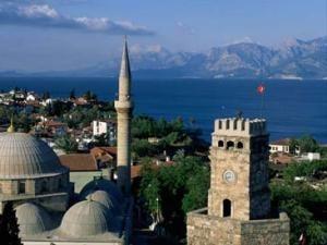 Середземноморські курорти туреччині - краса і комфорт