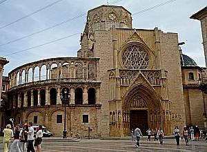 Валенсія: пам`ятки