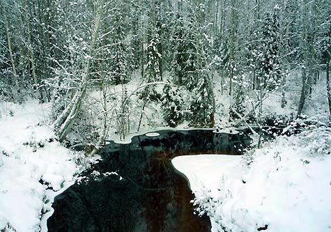 Річка Миртию. Комі, Сиктивдінского район