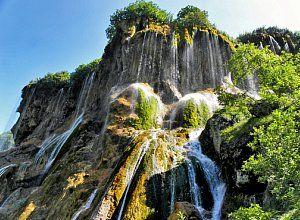 Водоспад гедмішх