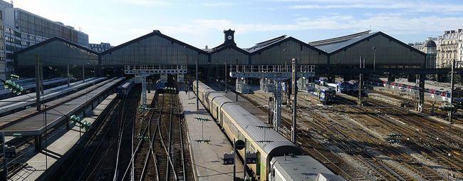 Вокзал сен-лазар в парижі, франція: адреса, офіційний сайт. Gare saint-lazare на мапі парижа. Сен-лазар на фото. »Карта мандрівника