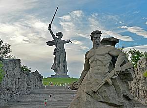 Волгоград: пам`ятки