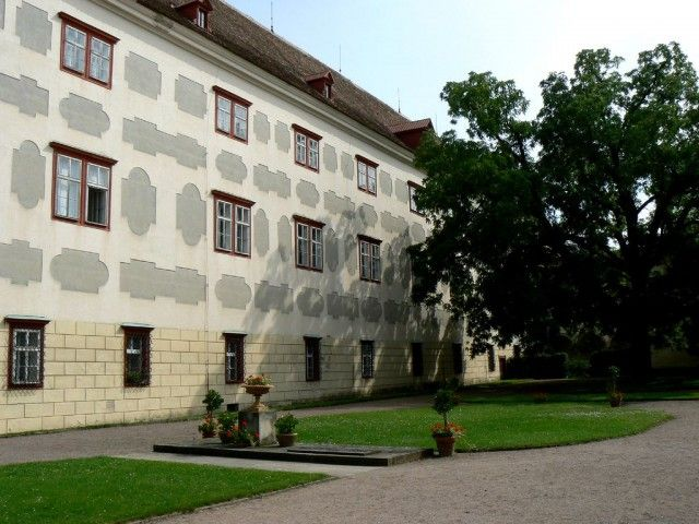 Опочненскій замок (Opo ensk z mek)