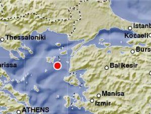 Землетрус в егейському морі не є передвісником біди