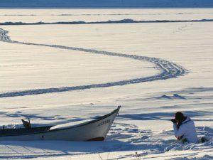 Зимова турецька казка - озеро чілдир