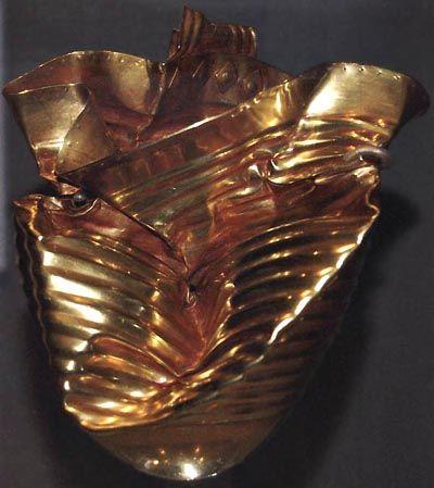 Золота Чаша з Рінглміра, Британський музей. Золота Чаша комп`ютерна реконструкція